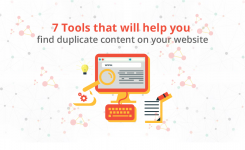 7 Tools That Will Help You Find Duplicate Content On my Website