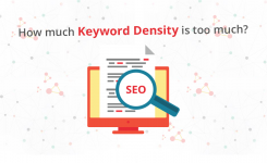 How much keyword density is too much?