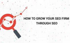 How to grow your SEO firm through SEO