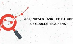 Past, Present and the Future of Google Page Rank