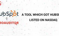 A Tool Which Got Hubspot Listed on Nasdaq