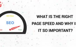 What is the right page speed and why is it so important?