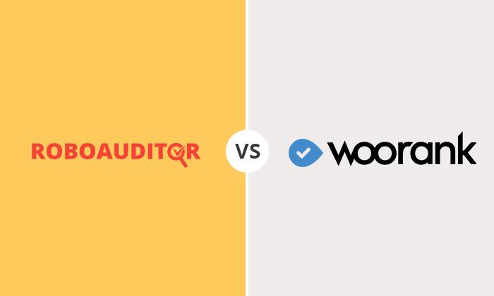 WooRank Alternative - Compare RoboAuditor and WooRank