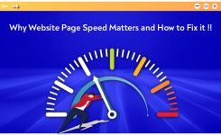 Why Website Page Load Speed Matters and How to Fix it !!