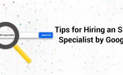 Tips for hiring an SEO specialist