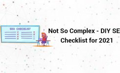 Not So Complex – DIY SEO Checklist for 2021